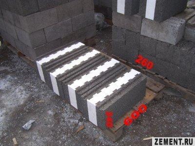 Изготовить блоки керамзитобетонные
