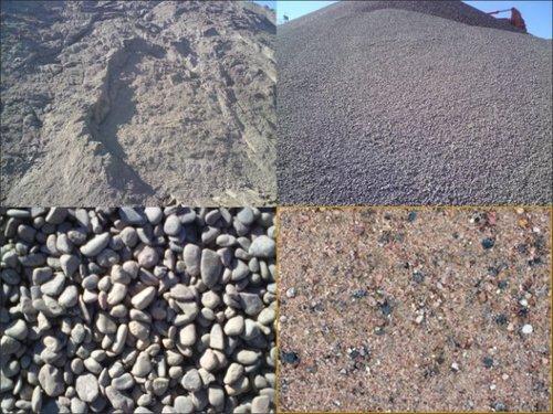 Песок строительный карьерный намывной (27854)