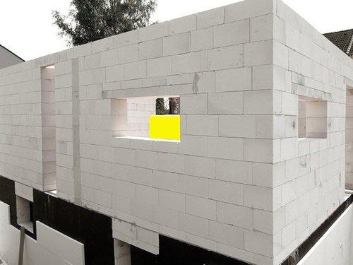 Строительство дома из газосиликатного блока своими руками
