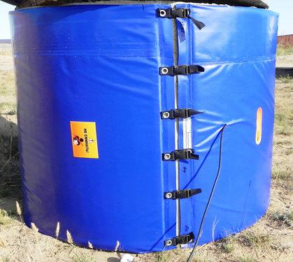 Термоматы для ускоренного бетонирования