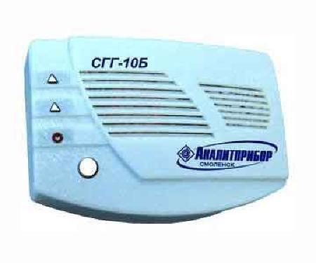 СГГ10-Б - бытовой сигнализатор горючих газов
